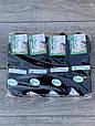 Жіночі чорні патіки шкарпетки бамбук Marjinal однотонні 35-40 12 шт в уп, фото 4