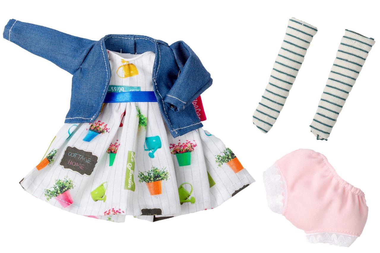🔥 Одежда для куклы БИГГЕРС Berjuan 32 см (ABBA LINGG)