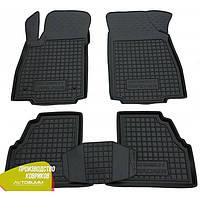 Автомобильные ковры для салона Chevrolet Trecker 2013- (Auto-Gumm)