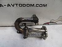 Трубка патрубок EGR с охладителем Renault Kangoo 1,5DCI (2008-2013) OE:147357493R, фото 1