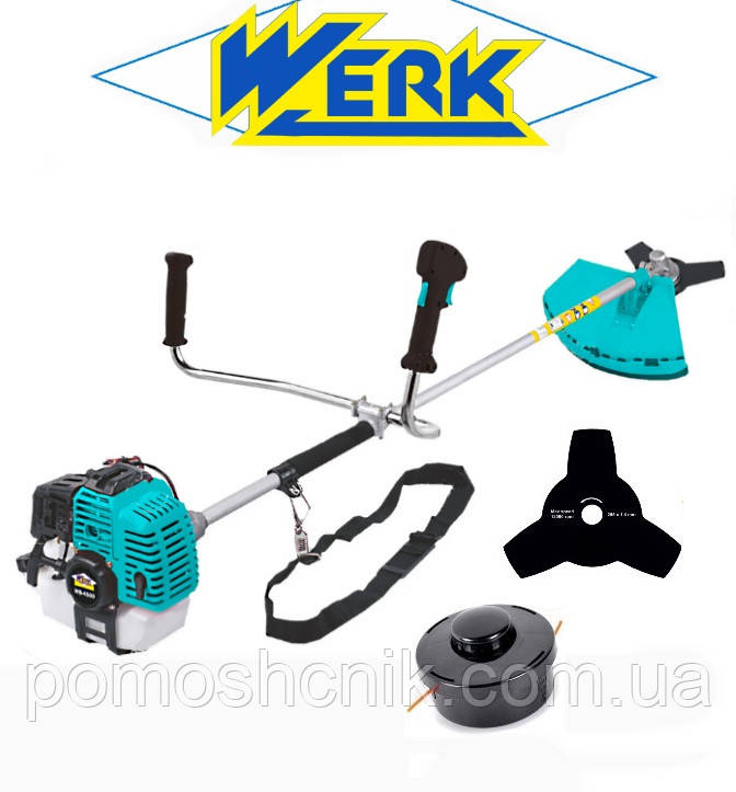 Мотокоса Werk WB-4500
