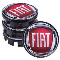 Эмблема для колпака Автокрепеж SAK 12/017 Fiat