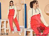 Велюровый женский прогулочный костюм Размер : 46-48,50-52, фото 3