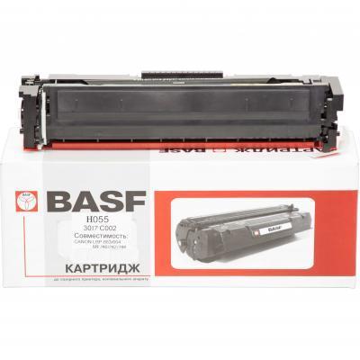 Картридж BASF Canon MF-742Cdw аналог 3017C002 Yellow, without chip (KT-3017C002-WOC)