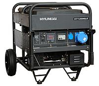 Однофазный бензиновый генератор HYUNDAI  HY 12000LE (8.5 кВт)