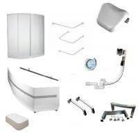 Панели и комплектующие для ванн