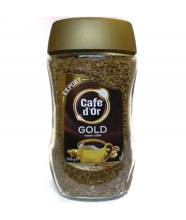 Кофе растворимый Cafe Dor Export 200 г Польша