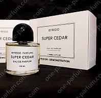 Byredo Super Cedar (Байредо Супер Кедр) парфюмированная вода - тестер, 100 мл