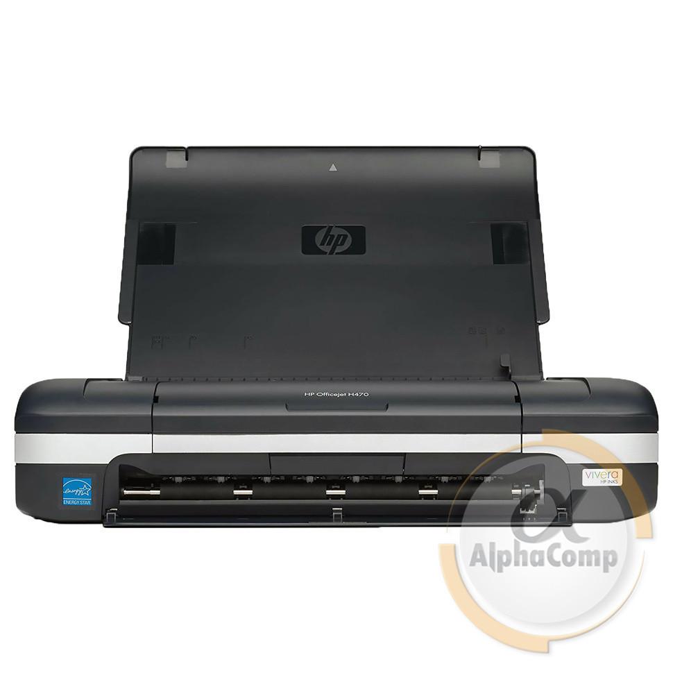 Принтер струйный HP OffiseJet H470 (CB026A) без БП БУ
