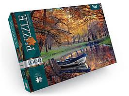 Пазлы на 1000 элементов Autumn River Danko Toys С1000-09-04