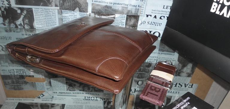 d6331ca134cd Сумка мужская MONT BLANC, кожа, Италия: 1 590 грн. - Сумки, чемоданы ...