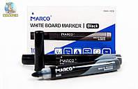 Маркер Board, водный, черный 10ШТ