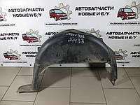 Подкрылок задний левый Renault Kangoo (2008-2018) OE:767494075R Б/У, фото 1