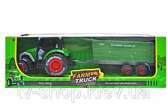 Трактор з причепом Farm Truck
