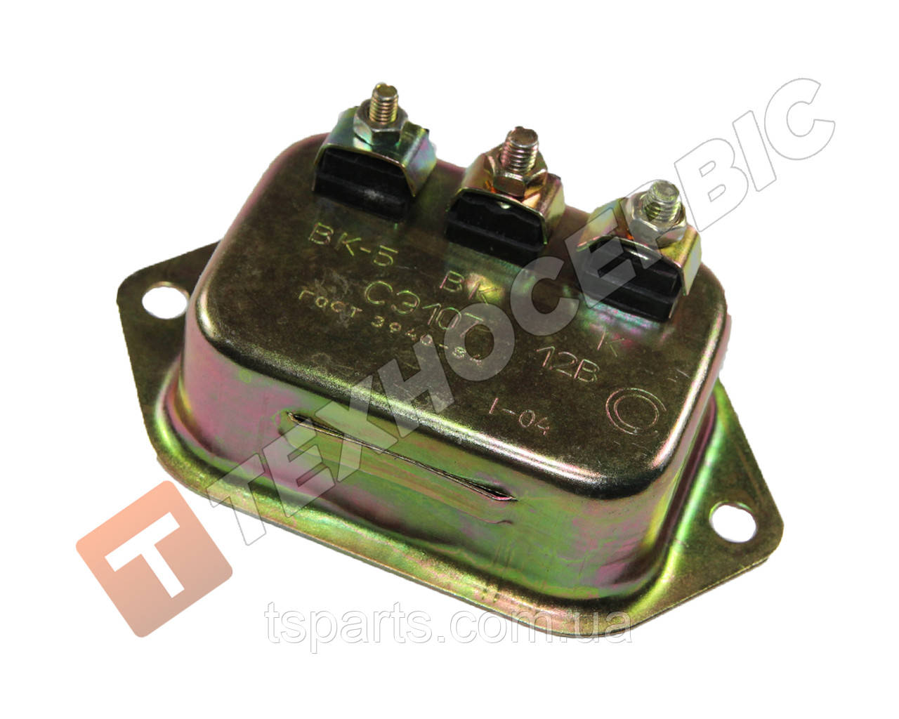 Сопротивление добавочное ГАЗ-53, 53А, 66, ЗИЛ-130, 131 СЭ107 вариатор зажигания