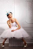 """Свадебные клипсы на туфли с цветами из ткани и бисера """"Райская птица"""""""