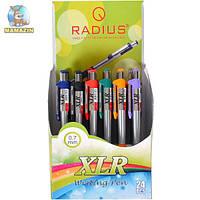 Ручка XLR шариковая, автоматическая, синяя (упаковка)