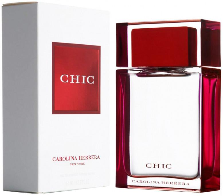 Женский аромат Carolina Herrera Chic в пластике