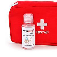 Санитайзер (антисептик) для дезинфекции рук 100 мл ANTISEPT PRO