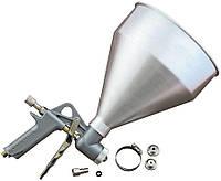 Пневмопистолет для нанесения цемента Miol - 5000 мл, d=4, 5, 6, 8 мм