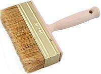 Кисть макловица DV - 30 х 70 мм, ручка деревянная