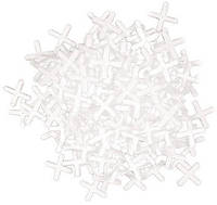 Крестики для плитки Intertool - 3 мм (150 шт.)