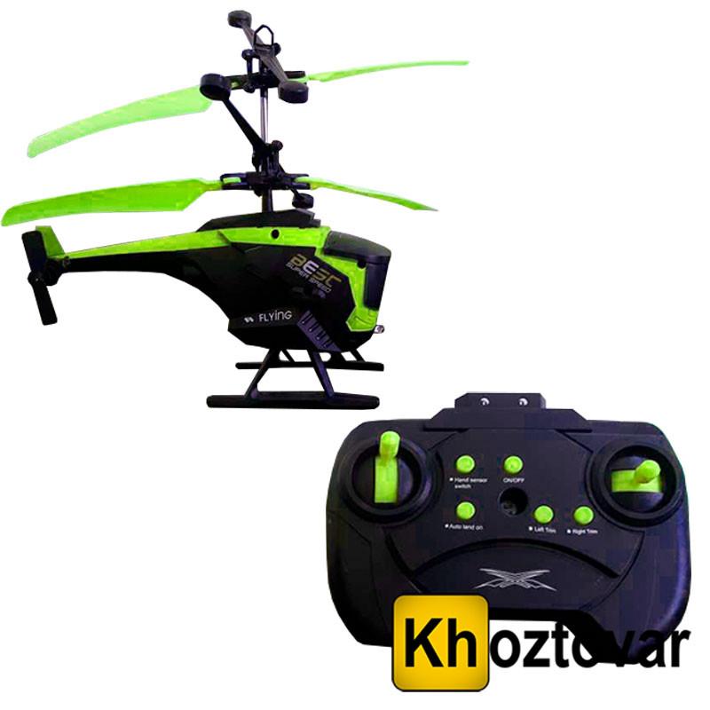 Вертолет на пульте управления Phantom CH127