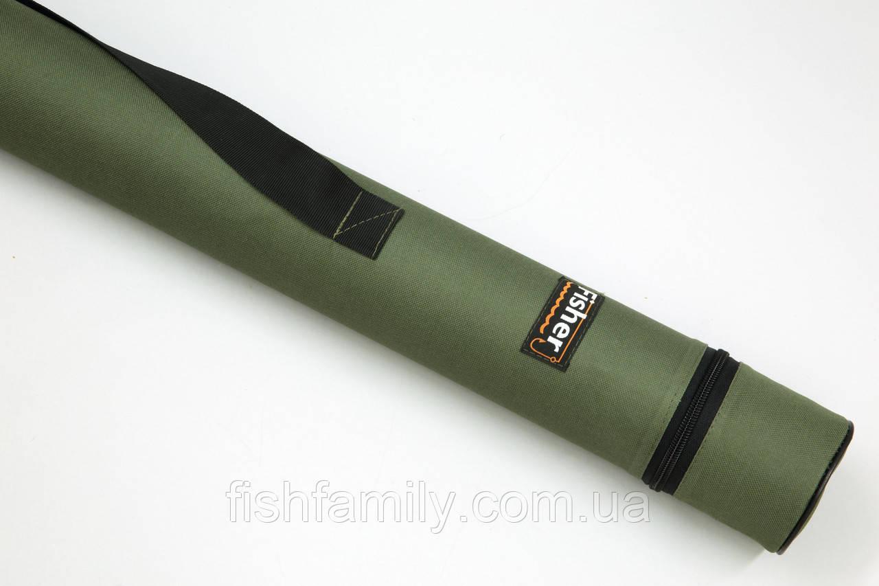 Тубус Fisher для удилищ 120 см * 100 мм