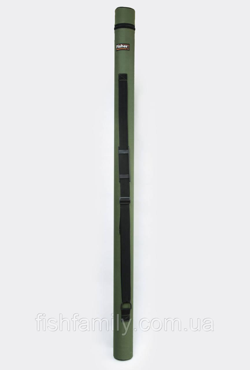 Тубус Fisher для удилищ 140 см * 100 мм