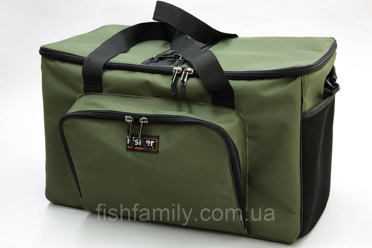 Многофункциональная сумка для рыбалки Fisher