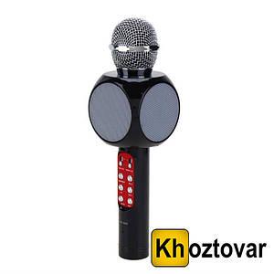 Караоке-мікрофон Wster WS-1816 Bluetooth