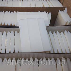 Мел-мыло портновское Strong Белое 100шт (СТРОНГ-0136)