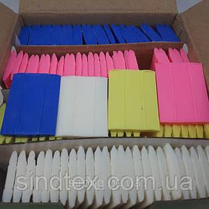 Мел-мыло портновское STRONG Цветное 100шт. (СТРОНГ-0137)