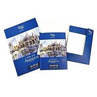 Папка для акварели Архитектура А3, 200г/м2, 20 листов