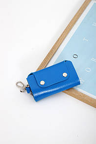 Кошельки FAMO Ключница Лана синяя One size (2007#)