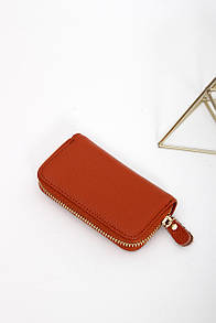 Кошельки FAMO Ключница Шелли коричневая One size (2008#)