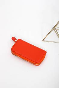 Кошельки FAMO Ключница Шелли оранжевая One size (2008#)