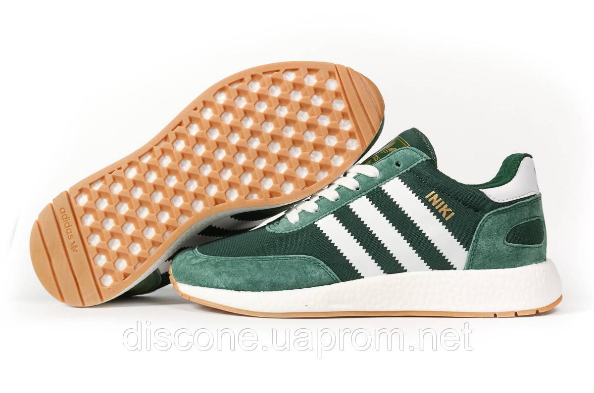 Кроссовки мужские 16868 ► Adidas Iniki, зеленые ✅Скидка 27% [ 46 ] ► (46-29,0см)