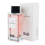 Dolce&Gabbana 3 L'Imperatrice Туалетная вода 100 ml ( Духи Парфюм Женские Дольче Габбана Императрица ) D&G, фото 3