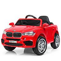 Детский электромобиль BMW M 3180EBLR-3 красный