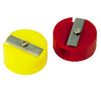 Точилка пластиковая круглая BUROMAX BM.4700