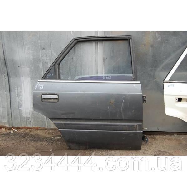 Двері RR задня права MAZDA 626 GD 87-91