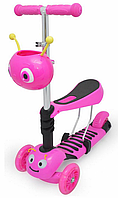 Самокат детский беговел Maraton Scooter 150