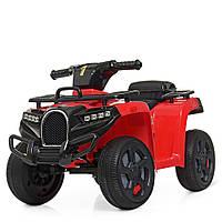 Детский электромобиль квадроцикл Bambi ZP5258E-3 красный