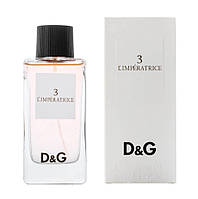 Dolce&Gabbana 3 L'Imperatrice Туалетная вода 100 ml (Духи Парфюм Женские Дольче Габбана Императрица) D&G