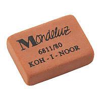 Ластик MONDELUZ  из натурального каучука Koh-i-noor 6811
