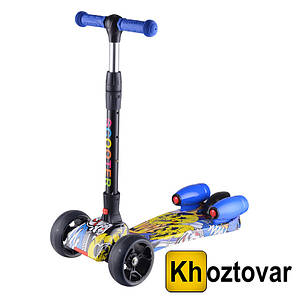 "Самокат ""Ракета"" Kids Scooter Z-017"