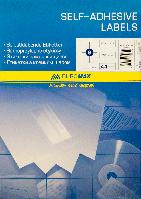 Этикетки самоклеющиеся 8 штук  (100 листов) Buromax BM.2819