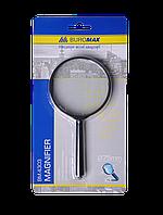 Лупа увеличительная (d-75 x 3) пластик Buromax BM.4303, фото 1