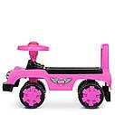 Детская каталка-толокар Bambi Q11-1-8 розовый, фото 2